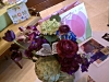 fuchsia-purple-centerpiece