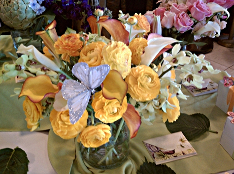 yellow-centerpiece