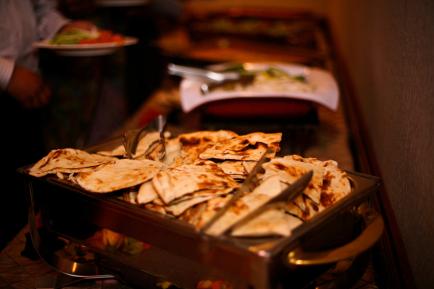 reception-buffet