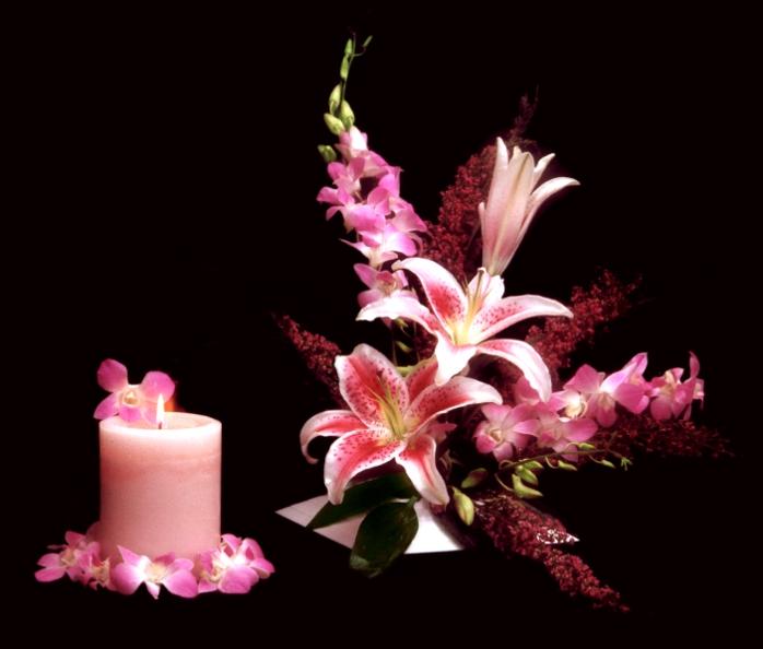 aki-candle