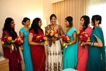 bride-bridesmaids